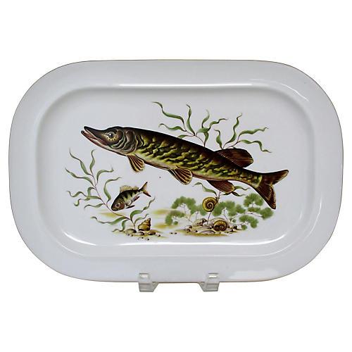 Bavarian Serving Platter