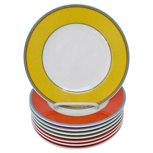 Villeroy & Boch Small Plates, Set of 8