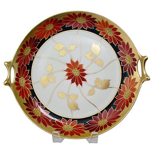 WA Pickard Cake Plate