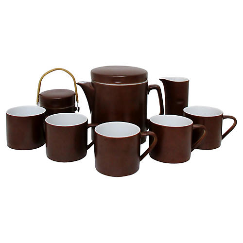 LaGardo Tackett Tea Set, 10 Pcs
