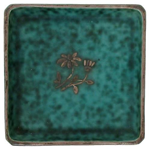 Gustavsberg Ceramic Trinket Dish