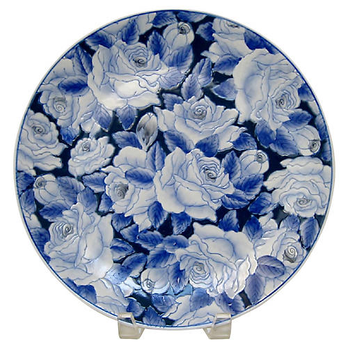 Chinese Porcelain Cabinet Plate