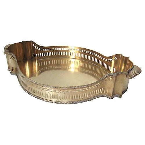 Regency Brass Tray