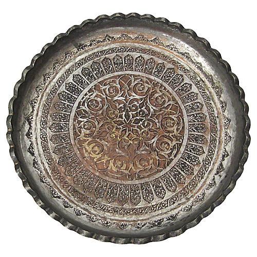 Berber Moroccan Tray