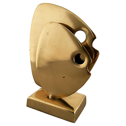 Brass Sculpture