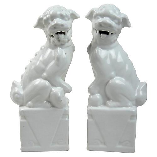 Italian Bellini Foo Dogs, S/2