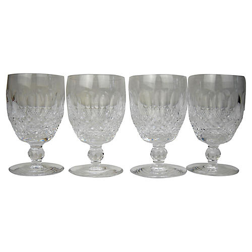 Waterford Colleen Goblets, S/4