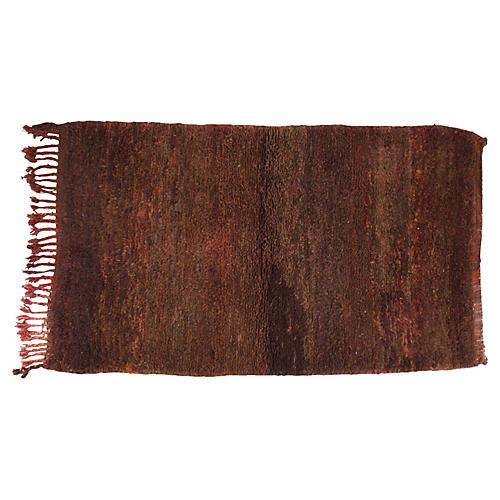Moroccan Rug, 5'2'' x 2'11''