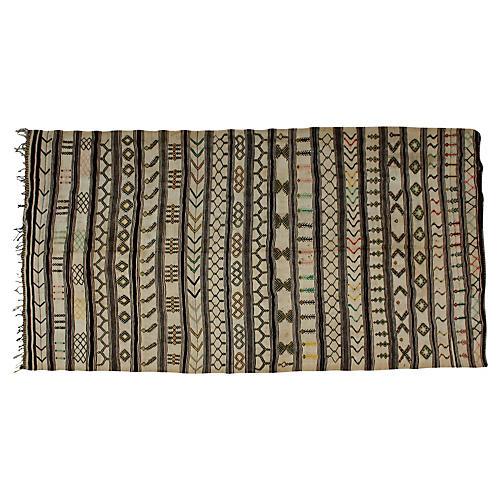 Moroccan Rug, 9'10'' x 5'3''