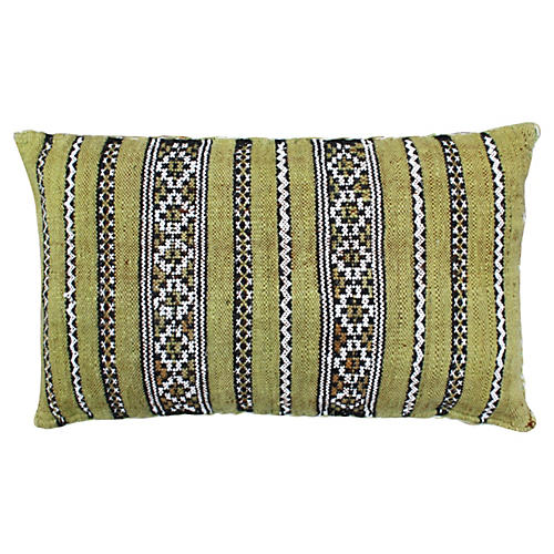 Striped Moroccan Berber Pillow Sham
