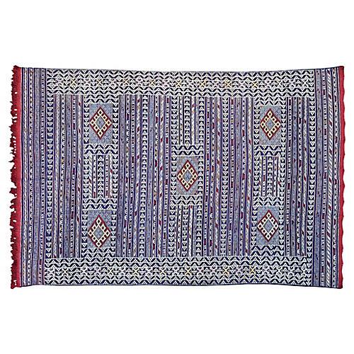 Moroccan Berber Rug, 6'4'' x 9'