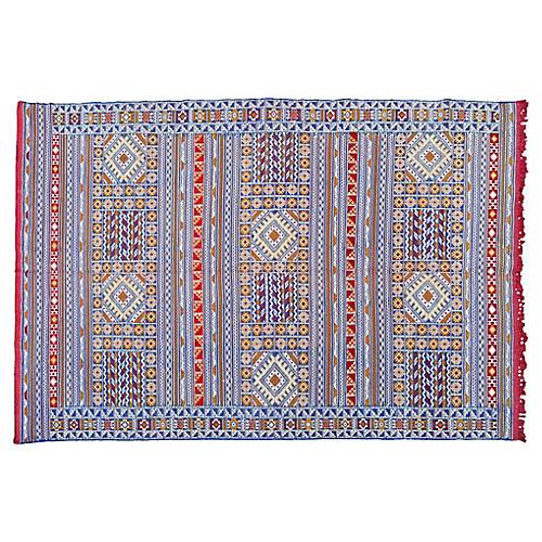 Moroccan Rug, 8'8'' x 5'10''