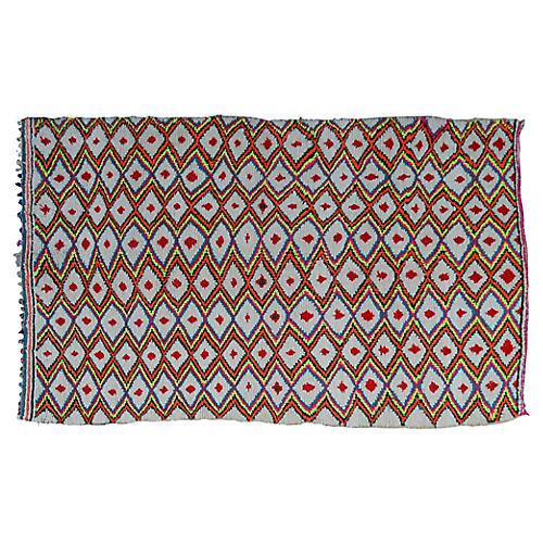 Moroccan Rug, 5'9'' x 9'10''