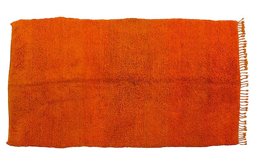 Moroccan Rug, 6'6'' x 11'2''