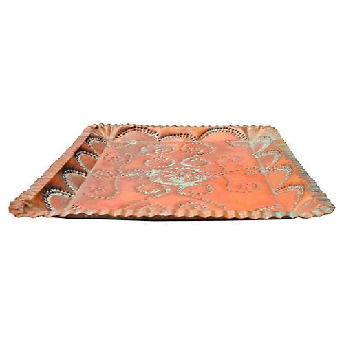 Handmade Moroccan Tray