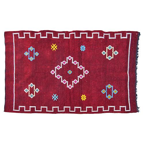 Moroccan Rug, 3' x 5'1''
