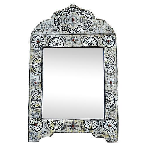 Moroccan Mirror w/ Astral Design