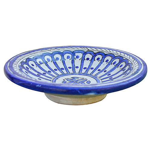 Moroccan Ceramic Bowl