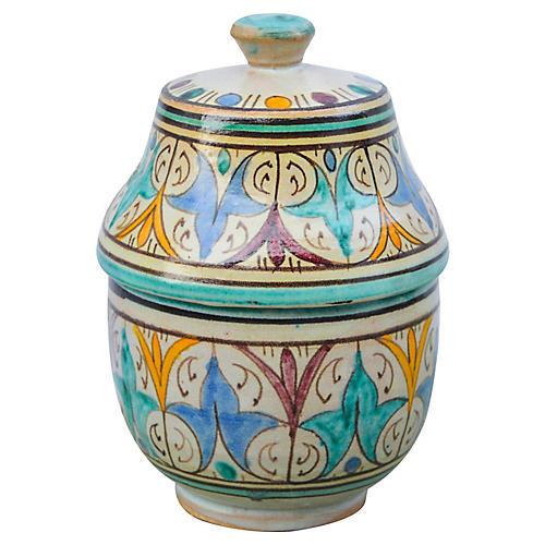 Andalusian Ceramic Box