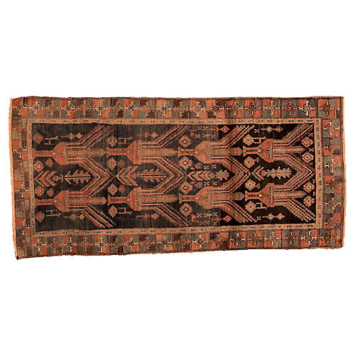 Northwest Persian Rug, 4' x 8'7""