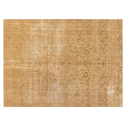 "Persian Carpet, 9'9"" x 13'7"""