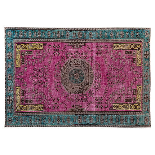 Turkish Rug, 6' x 8'9""
