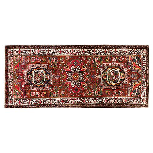 "Vintage Persian Rug, 5'4"" x 12'4"""