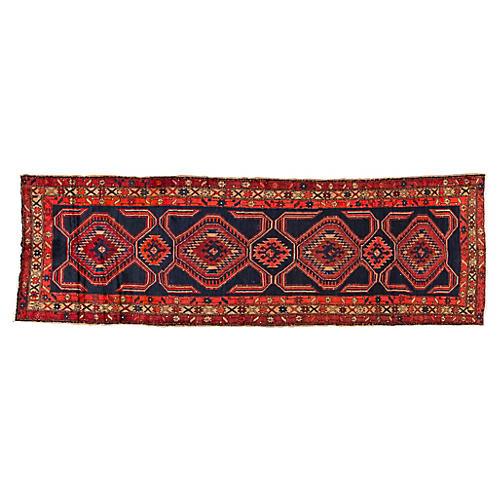 "Vintage Persian Sarab, 3'9"" x 11'10"""