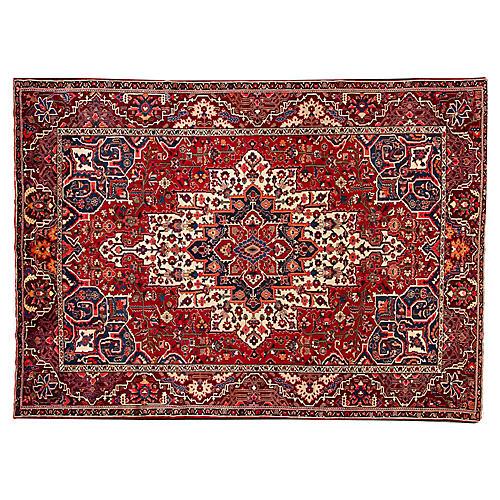"""Bakhtiari Carpet, 9'9"""" x 13'5"""""""
