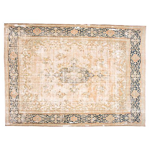 "Persian Carpet, 9'10"" x 13'7"""