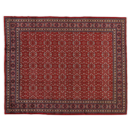 "Vintage Persian Rug, 10'0"" x 12'6"""