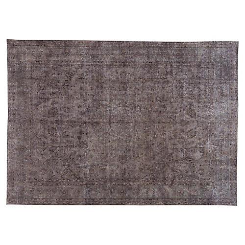 "Distressed Carpet, 8'8"" x 13'3"""