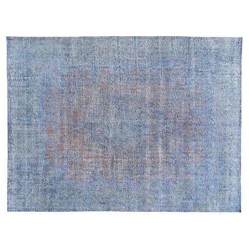 "Distressed Carpet, 9'9"" x 13'"
