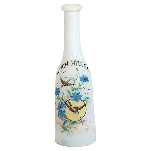 Antique Witch Hazel Apothecary Bottle