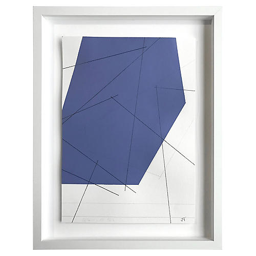 Geometric Colors by John Mayberry