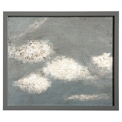 Clouds #2 by John Mayberry