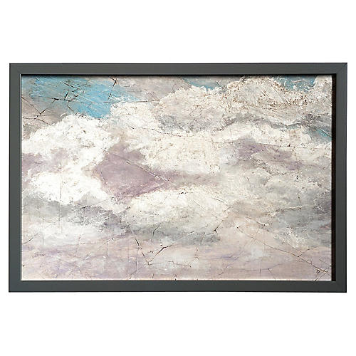 Clouds #5 by John Mayberry