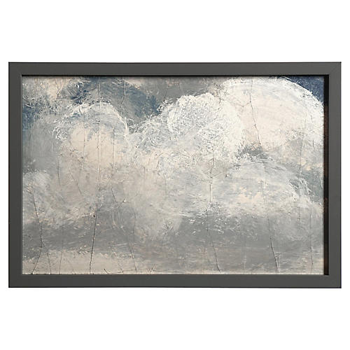 Clouds #3 by John Mayberry