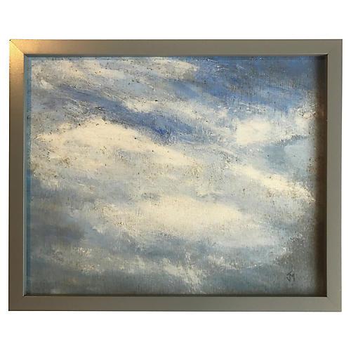 Cloud II by John Mayberry