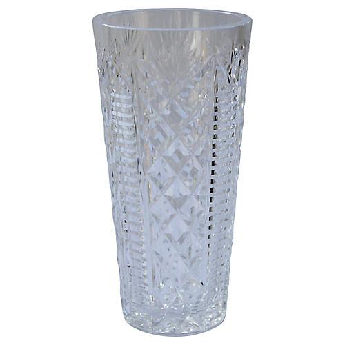Irish Waterford Vase