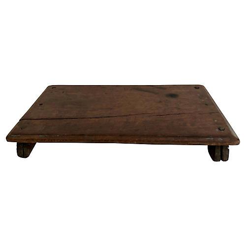 Footed Cutting Board/ Tray