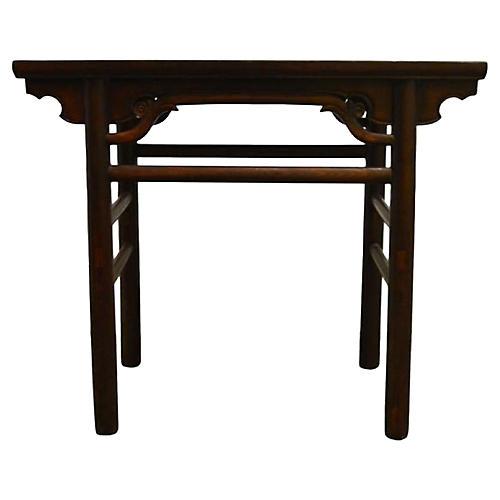 Antique Wine Table