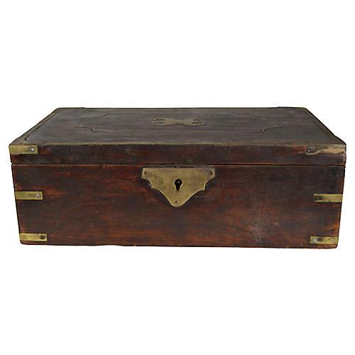 Indian Jewelry Box