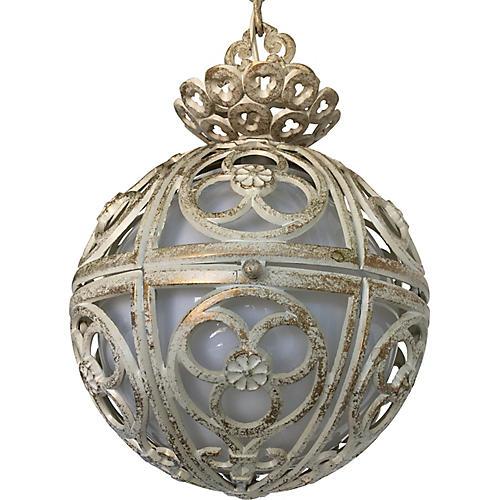 Italian Globe Pendant