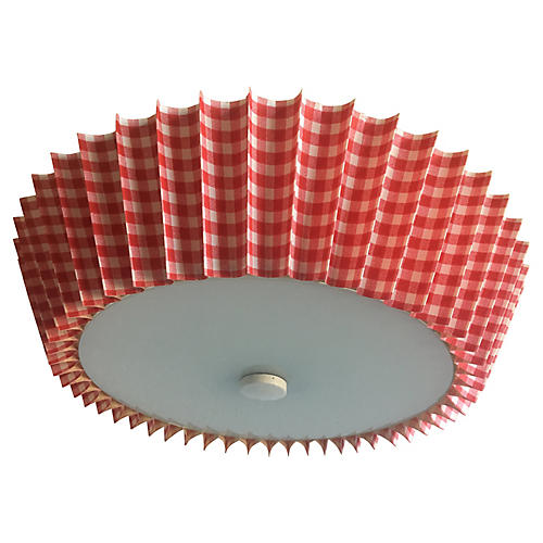 Midcentury Ceiling Light by Lightcraft