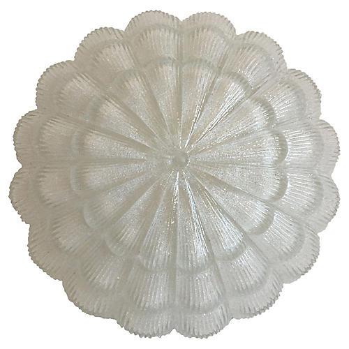 Philips Ice Glass Flush Light