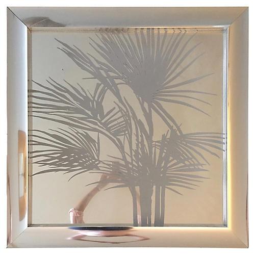 Palms Mirror, 1977