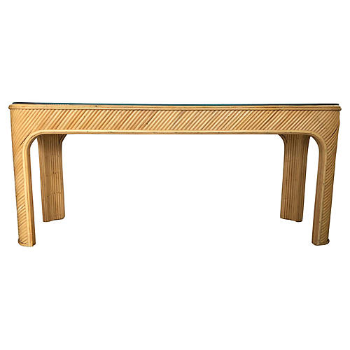 Bamboo Console