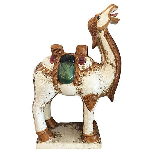 Italian Ceramic Camel