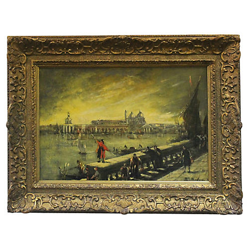 Venice by E.Dufeu